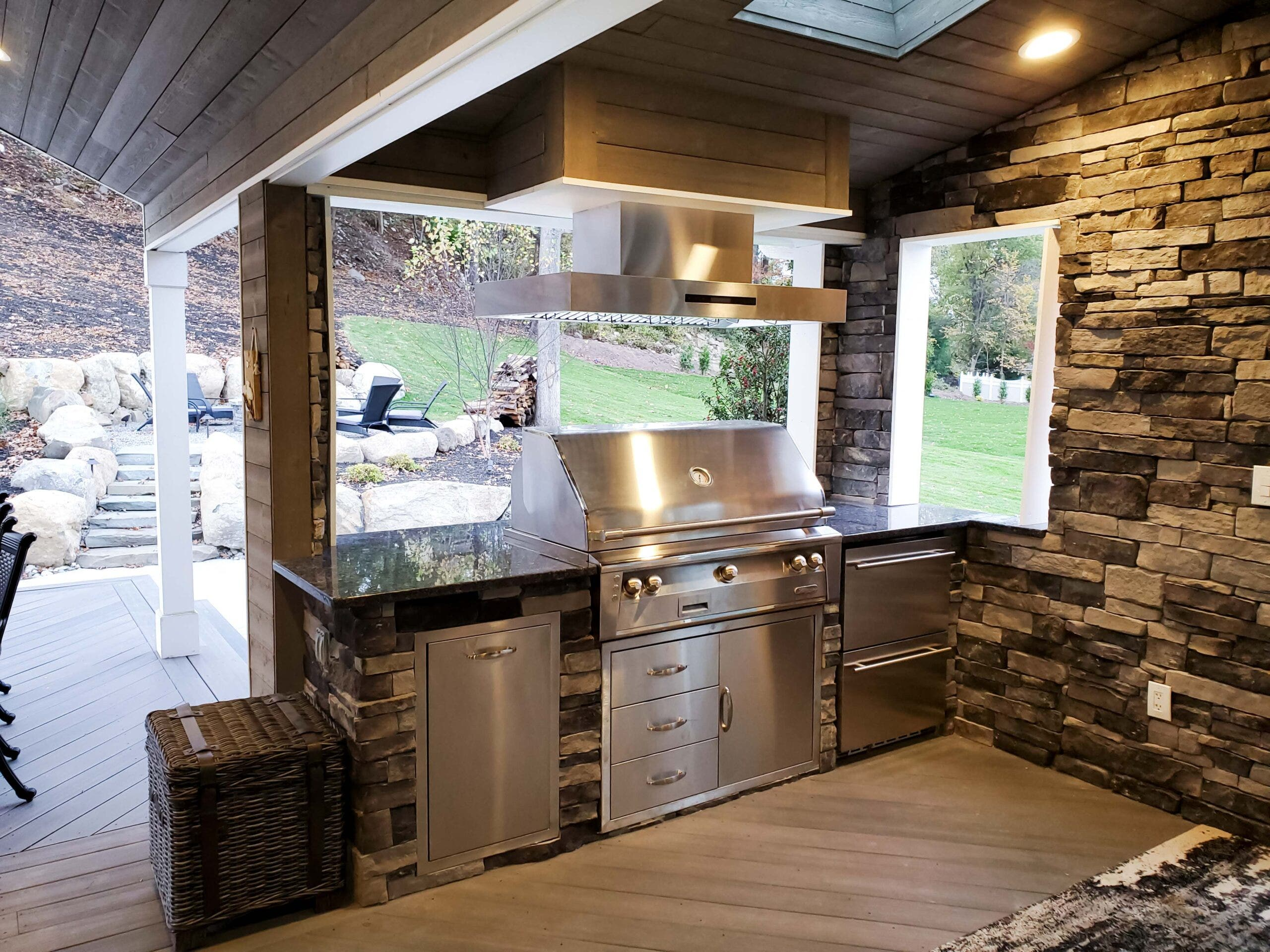 Why Do I Need An Outdoor Range Hood Our Favorite Hoods