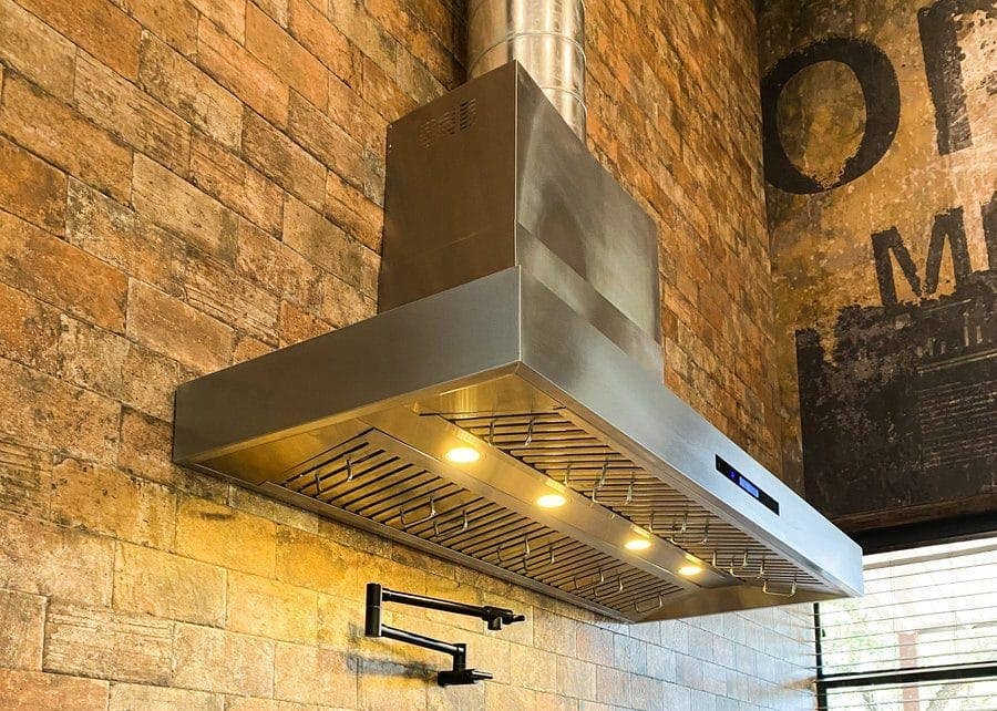 4 Ducted Range Hood Venting Options Comprehensive Guide