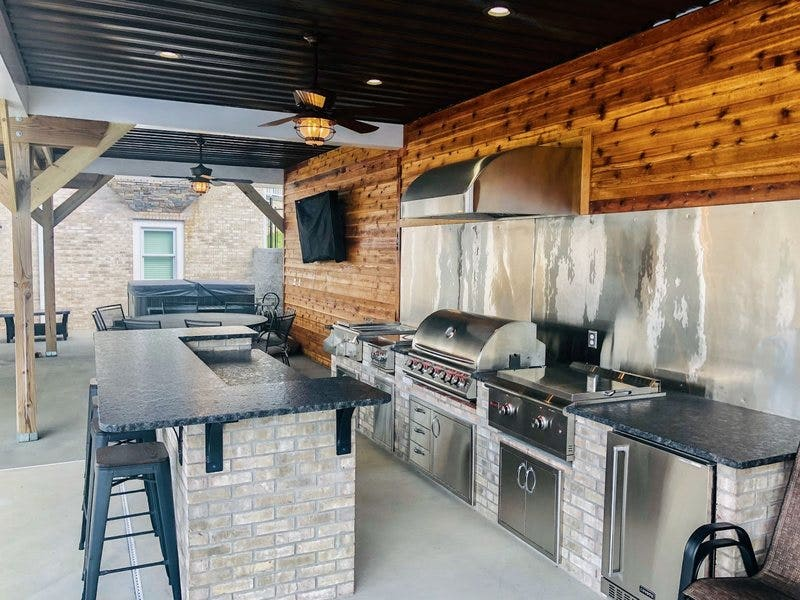 5 Luxury Outdoor Kitchen Ideas You Won't Want to Miss