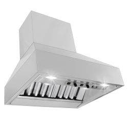 "30"" Wall Range Hood with Chimney - ProV30WC.430"
