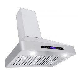 """36"""" Professional Wall Hood, Commercial Quality PLJW 130.36"""