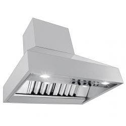 "36"" Wall Range Hood  with Chimney - ProV 36WC.430"