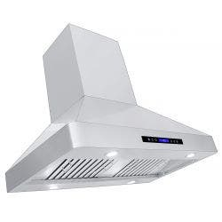 "48"" Professional Wall Hood, Commercial Quality PLJW 130.48"